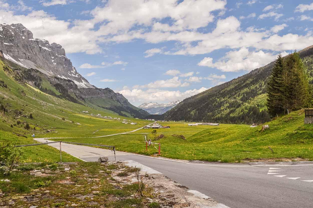 Der Urnenboden ist mit 8 Kilometern Länge die grösste Schweizer Alp.