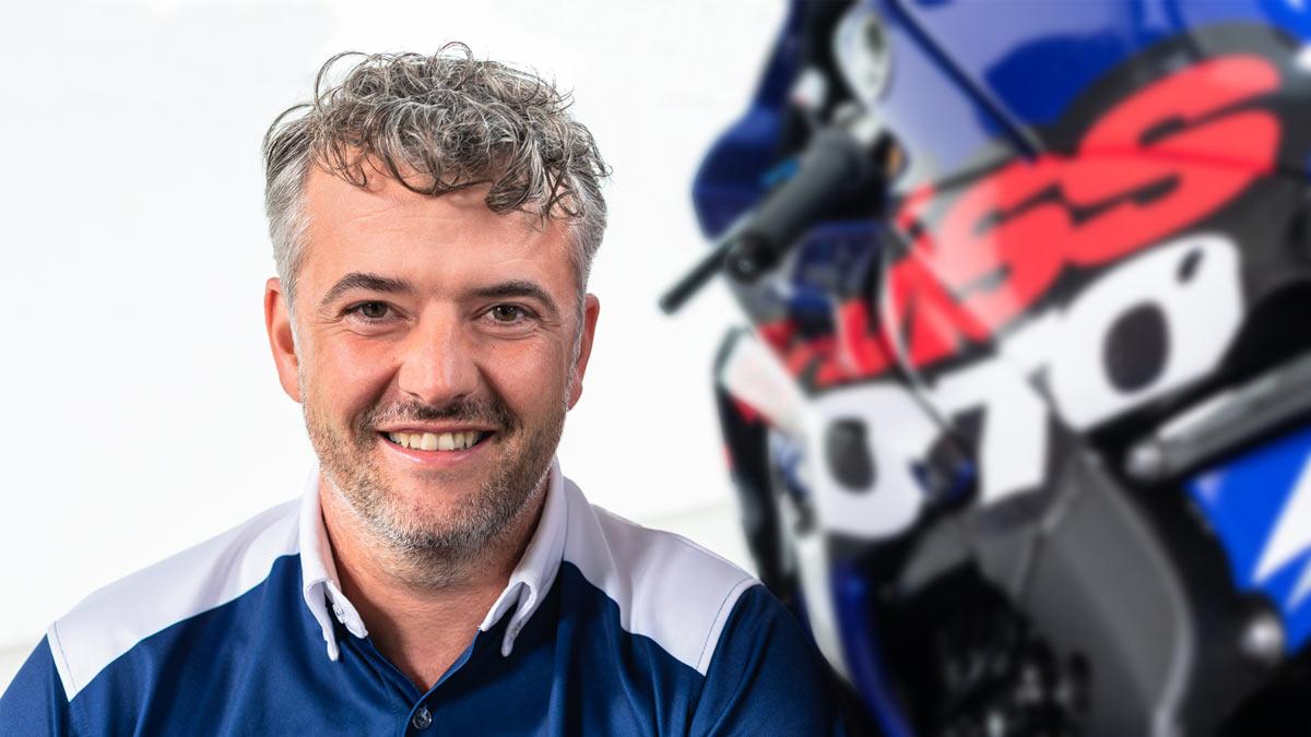 Am 1. August 2020 übernimmt Yves Vollenweider die Position des Geschäftsführers der hostettler moto ag.
