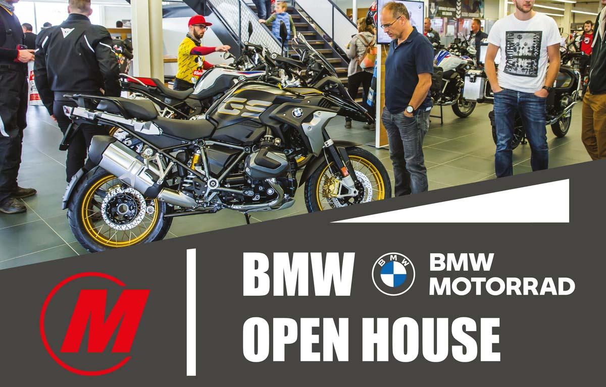 Event Kachel BMW