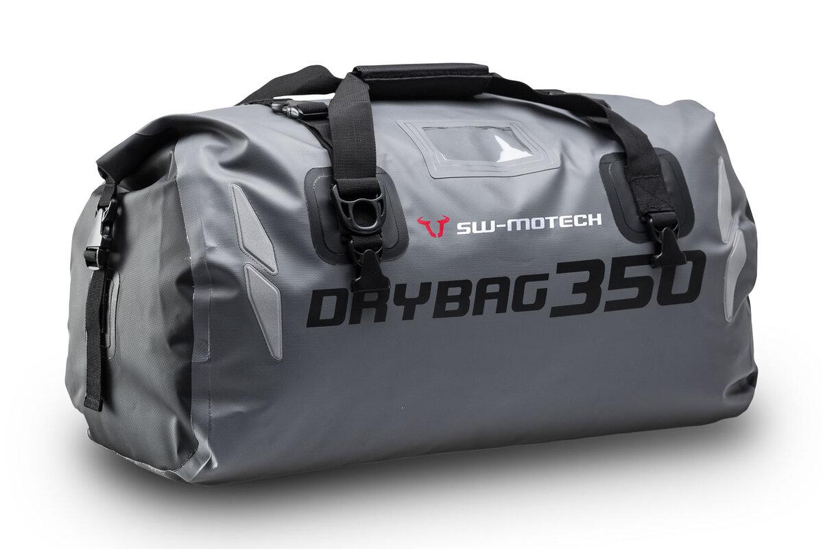 Wir verwenden den Drybag 350 von SW-Motech.