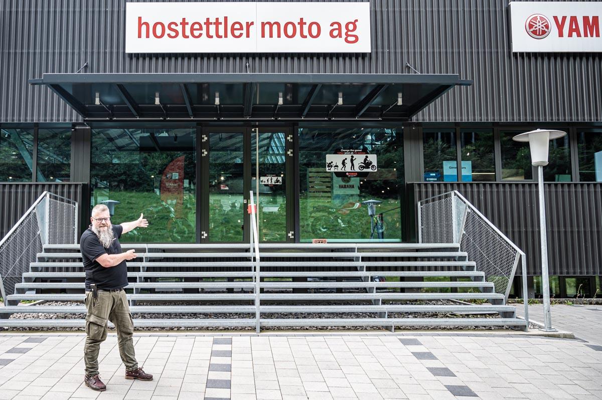 Dank den umfassenden Dienstleistungen schützen seriöse Schweizer Fachhändler, darunter auch die hostettler moto ag, ihre Kunden vor Fehlkäufen.